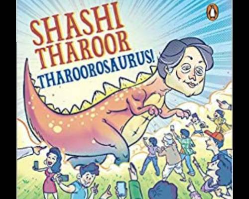 My Tryst with Tharoorian English